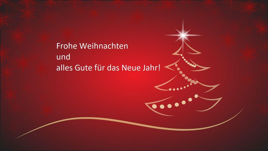Frohe Weihnachten Und Alles Gute Im Neuen Jahr.Frohe Weihnachten Und Alles Gute Für Das Neue Jahr Gabi Mayer